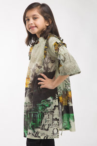 1 PC  Kids collection by Ideas By Gul Ahmed IPS-107