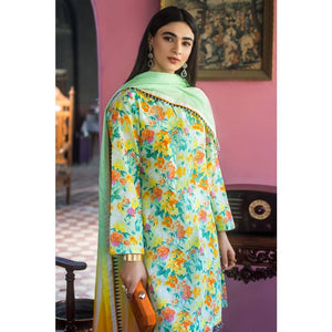 Gul Ahmed 2 PC Digital Printed Lawn Suit FE-363