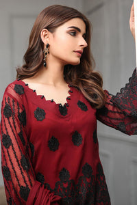 LSM LUXURY FESTIVE EID COLLECTION LFC-5003 - RED