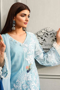 LSM LUXURY FESTIVE EID COLLECTION LFC-5005 - BLUE