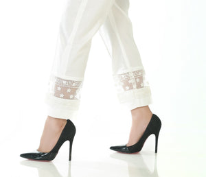 LSM Embroidered Stitched Trousers S20-TR-002