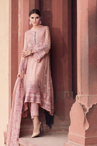 Ready to Wear Gul Ahmed 3 Pieces Stitched Suit LE-04 - Pink