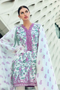 Ready to wear Embroiderd  2 PIECES Ideas By Gul Ahmed WGB-S19-348 A