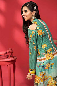 Gul Ahmed EMBROIDERED Cambric UNSTITCHED SINGLE SHIRT SCE-118