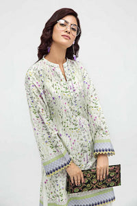 GREEN UNSTITCHED SINGLE SHIRT SCN-125
