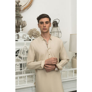 Gul Ahmed Ready to Wear 100% Cotton Fashion Regular Fit Stitched Suit with Pyjama SKS-137