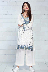 Ready to wear Printed Lawn stitched 2 Piece Suit TL-128 A