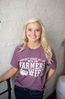 Farmer's Wife Graphic T-Shirt