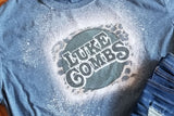 Luke Combs bleached graphic Tee