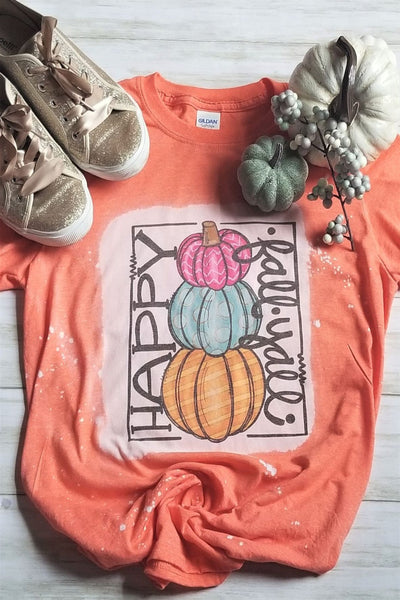 Happy Fall Y'all - The Pink Petal Boutique
