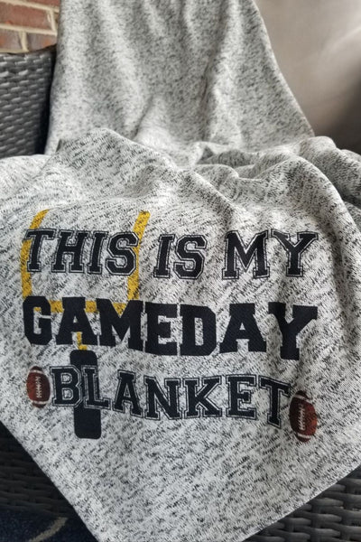 Game Day Blanket