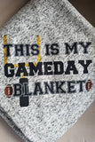 My Game Day Blanket