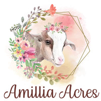 Amillia Acres ~ Goat Milk Soaps and Lotions