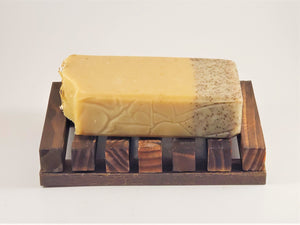 Wooden Soap Saver