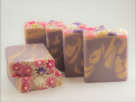 Enchanted Series - Happily Ever After Goat Milk Soap
