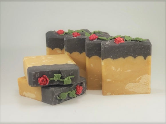 Enchanted Series - Enchanted Rose Goat Milk Soap