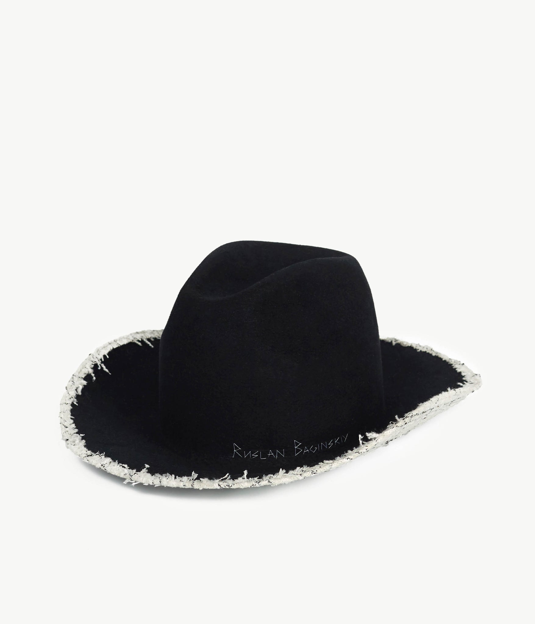 Fedora Hat with Contrast Detail (4676673929291)