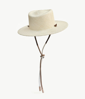 Straw Gambler Hat (4664819712075)