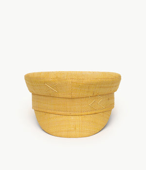 Straw baker boy cap (4600439504971)