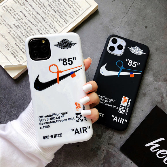 Nike Off-White iPhone Case