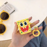 Spongebob AirPods Case