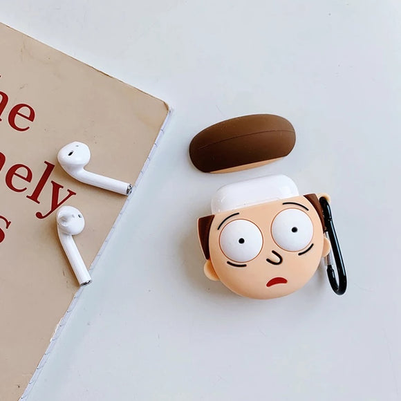 Morty AirPods Case