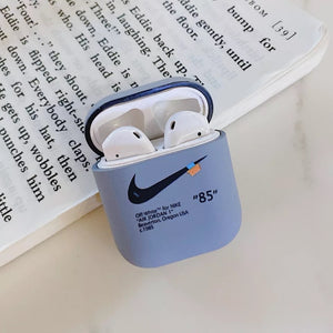 Nike Off White AirPods Case