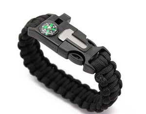 5 in 1 Paracord Survival Bracelet