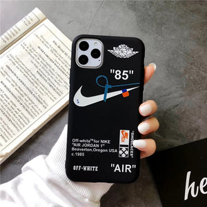 Nike Off White iPhone Case