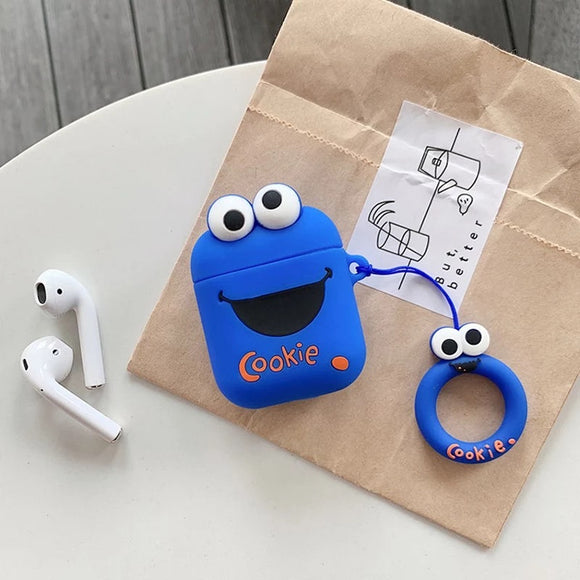 Cookie Monster AirPods Case