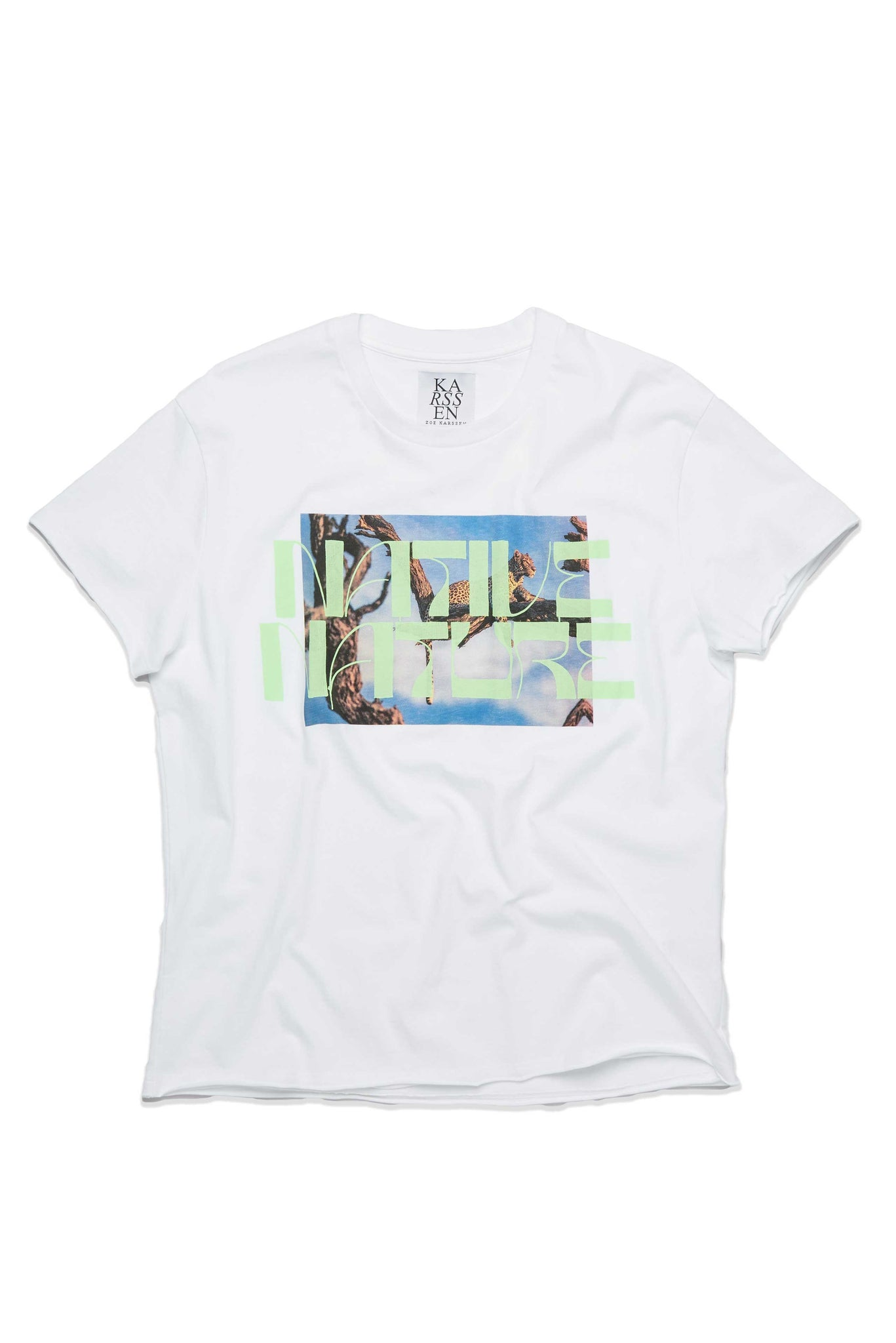 Freya Artwork Relaxed Fit Tee