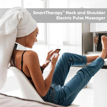 Load image into Gallery viewer, SmartTherapy™ Neck and Shoulder Electric Pulse Massager