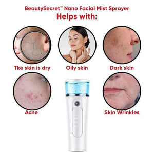 BloomVenus BeautySecret™ Nano Facial Mist Sprayer