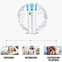 Load image into Gallery viewer, BloomVenus BeautySecret™ Nano Facial Mist Sprayer