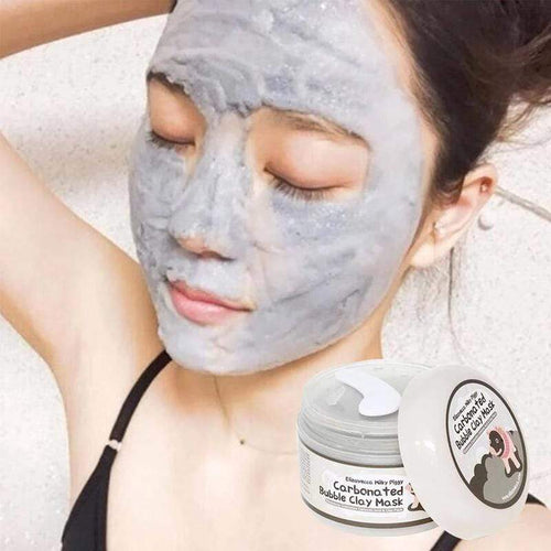 BloomVenus BIOAQUA Skin Care Carbonated Bubble Clay Mask