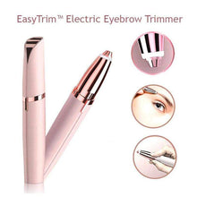 Load image into Gallery viewer, BloomVenus EasyTrim™ Electric Eyebrow Trimmer
