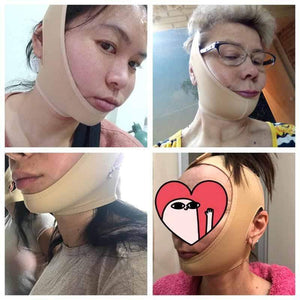 BloomVenus Face Slimming Bandage