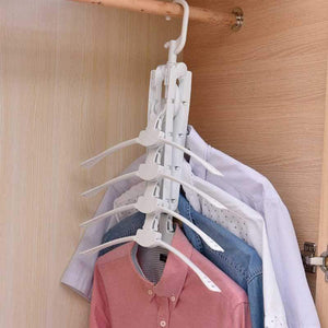 BloomVenus OutFit™ Multi-Function Cloth Hanger