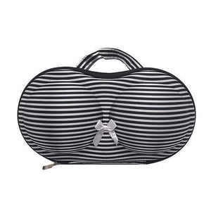 BloomVenus Q KeepMe™ Travel Bra Storage Case