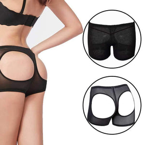 Excithing Daily Black / S ButtBooster™ Panties Body Shaper