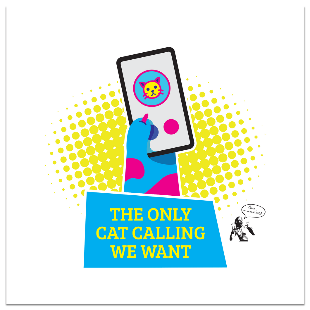 CATCALLING - Poster