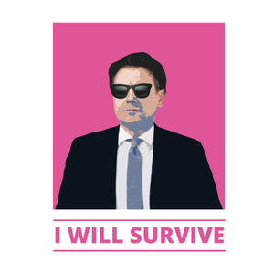 I WILL SURVIVE - T-Shirt