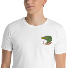 Load image into Gallery viewer, ZOO SPARKLE LOGO - T-Shirt Ricamata