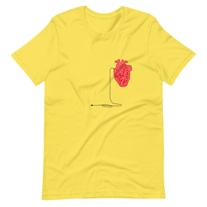 RECHARGEABLE HEART - T-Shirt