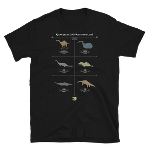 THE LOCH NESS MONSTERS - T-Shirt