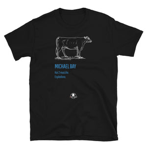 MICHAEL BAY 2 - T-Shirt