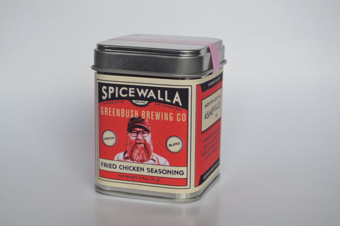 Fried Chicken Seasoning Tin