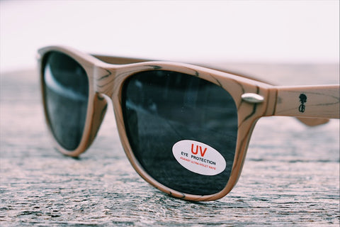 GB Woodtone Sunglasses