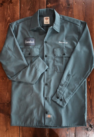 Dickies Long Sleeve Workshirt