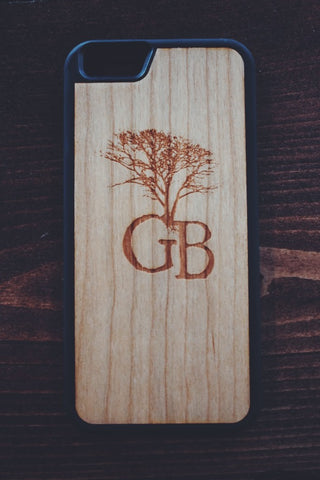 GB Branded Phone Case